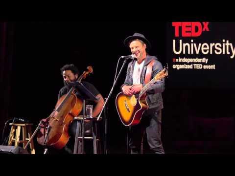 Live Your Song. | Jon Foreman | TEDxUniversityofNevada