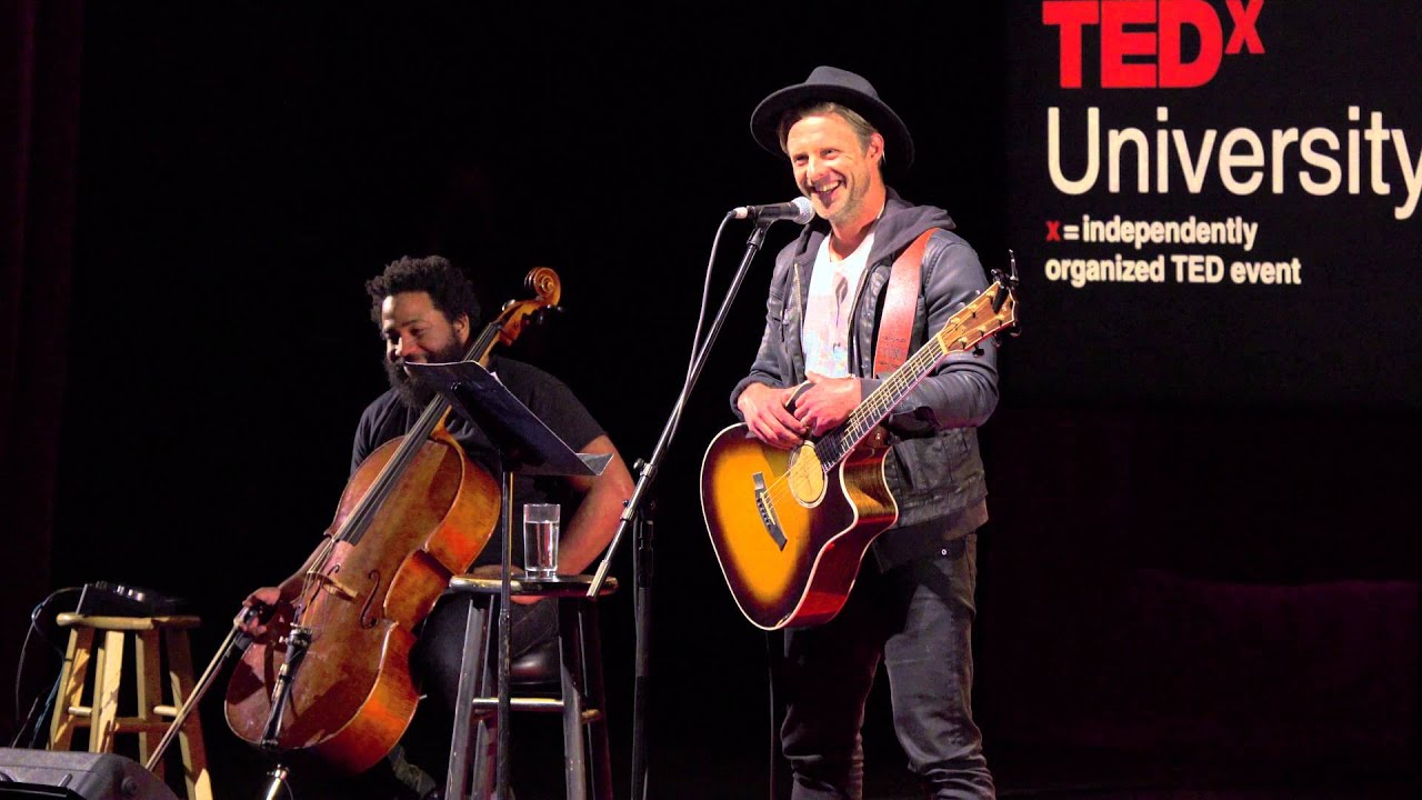 Watch Switchfoots Jon Foreman Just Opened His Ted Talk With A