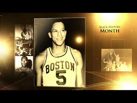 Chuck Cooper Boston Celtics - NBA History
