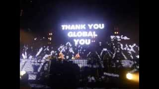 Above & Beyond pres. OceanLab - On a Good day (Acoustic Mix) Live @ Global Gathering 2012