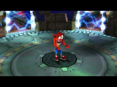 Crash Bandicoot Victory Dance