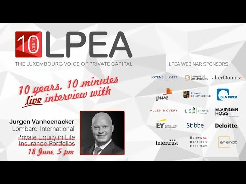 10 Years, 10 Minutes with Jurgen Vanhoenacker (Lombard International)