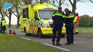 Ernstig ongeval Hoofdweg Nieuw Beerta