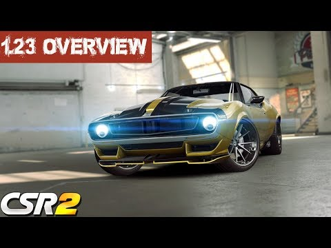 UPDATE 1.23: SEASON PRIZE CARS, HALLOWEEN EVENT, FLASH EVENTS & MORE | CSR RACING 2