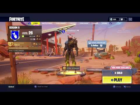 How To Fix Crossplay On Fortnite July 2018 XBOX One