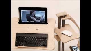 Lounge-wood 2014: Il Supporto Nato Per I Notebook , Migliorato Nell'uso Con I Tablet