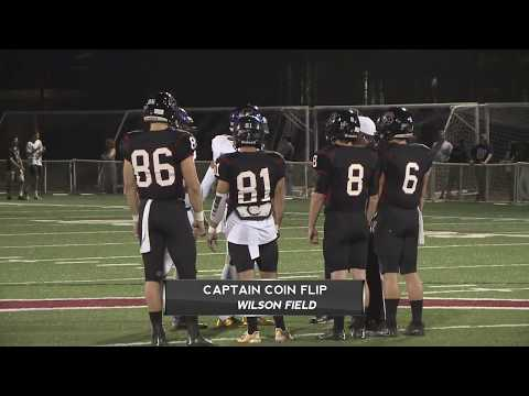 Chapman University vs Whittier - Homecoming Football Game 2017