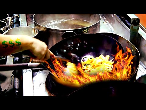 How to cook Chinese Wok Noodles for Fast Money