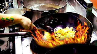 How To Fry Chinese Noodles In A Wok Properly