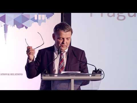Prague European Summit 2017: Day 2 - High Level Ministerial Panel
