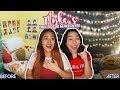 Myka's Tiny Room Makeover! | Cozy Fairy Lights Bedroom (Philippines)