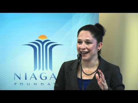 Hon. Susana Mendoza, Clerk, City of Chicago, Niagara Morning Conversations