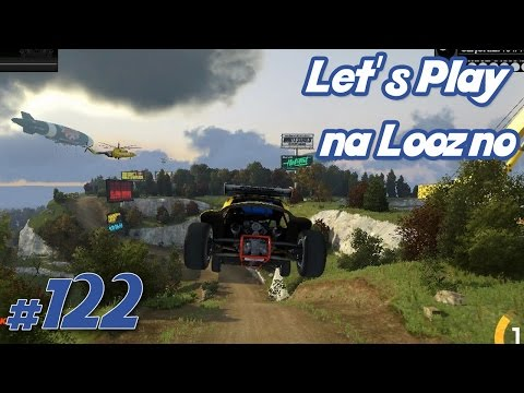 "Let's Play na loozno odc. 122: Trackmania Turbo - ""Down & Dirty Valley"""