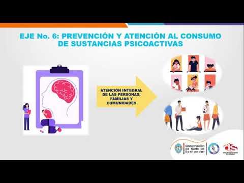 Política Pública de Salud Mental del Departamento Norte de Santander