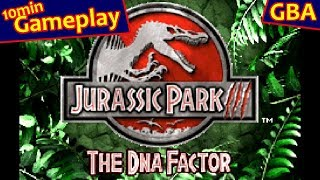 Jurassic Park III: The DNA Factor ... (GBA)