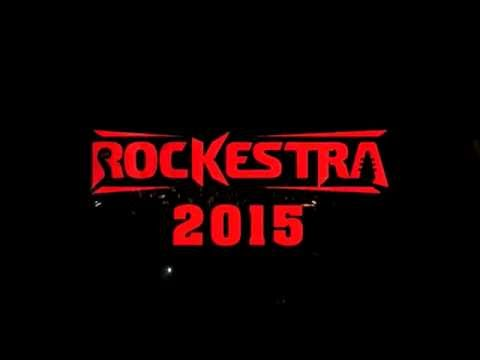 Rockestra 2015 - Intro Mission Impossible