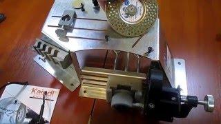 Универсальное устройство для заточки инструмента (Комплектация)