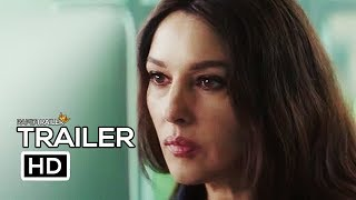 SPIDER IN THE WEB Official Trailer (2019) Monica Bellucci, Ben Kingsley Movie HD
