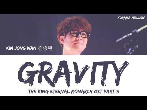 Kim Jong Wan (Nell) - Gravity 연 (The King: Eternal Monarch 더 킹: 영원의 군주 OST Part 3) LYRICS
