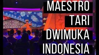 Download lagu Maestro Tari Dwimuka Didi Nini Thowok Datang ke Rosi MP3