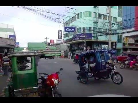 Philippines LIVE - Dipolog City Mindanao Street Walk