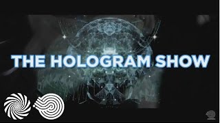 Iboga 20 Years Anniversary Hologram Show, Copenhagen