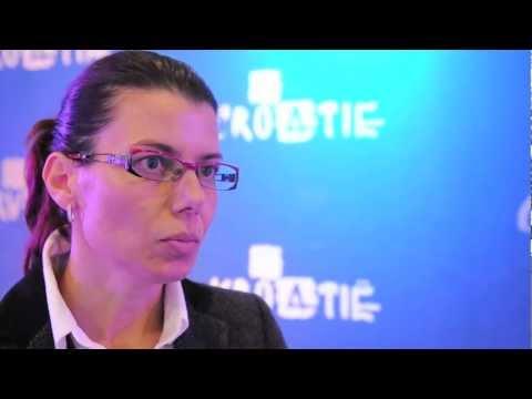 Meri Matesic, director, Croatian National Tourist Board @ WTM 2012