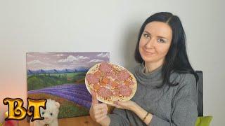СТРИМ Как из пиццы сделать блин Кто такой Микеланджело Миннети Пью кокосину и многое другое