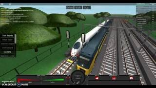 QUI SI VA COMENTER Roblox:Terminal Railways