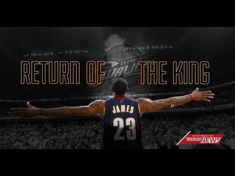 "LeBron James - ""Return Of The King"" (MGK Mix)"