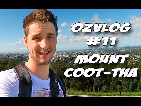 Mt. Coot-Tha Lookout | gatzodergarnich | #OZVLOG 010
