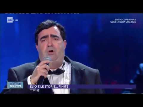 Elio e le Storie Tese si sciolgono, il concerto d'addio - La Vita In Diretta 23/10/2017