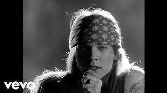 Guns N' Roses - Sweet Child O' Mine (Official Music Video)