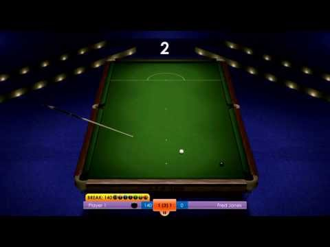 IS Snooker Challenges Gameplay