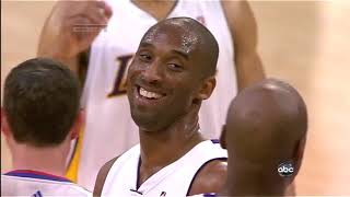 14 Times Kobe Bryant Made his Opponent SMILE With an Incredible Shot!