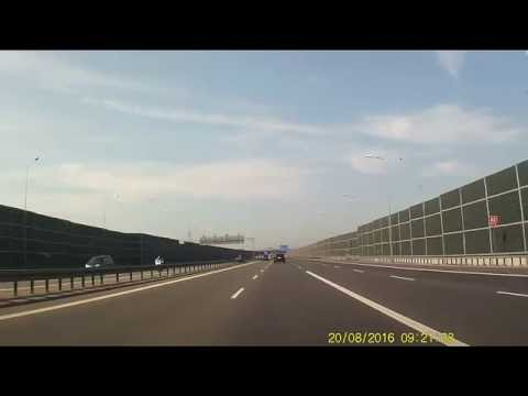 Vollgas - A2 autostrada Poland - The Poland #Highway A2 #vid