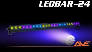 AVE LEDBAR-24 1W LED Strip Licht