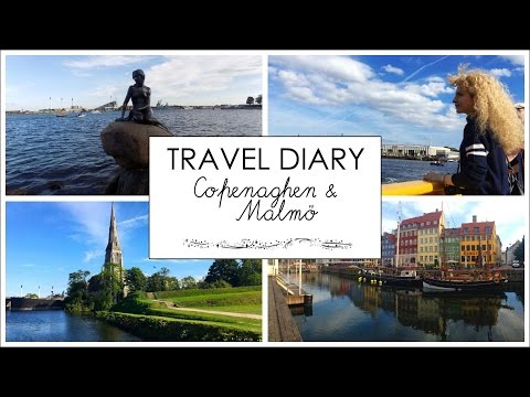 Travel Diary // Copenaghen & Malmö