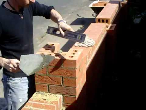 The Fine Art Of Brickwork Raising A Pier