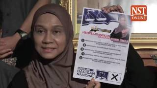 BN Kuala Kangsar candidate unveils five-point plan for campaign