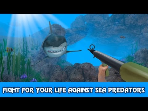 Underwater Survival Sim – 2 | Gameplay Video