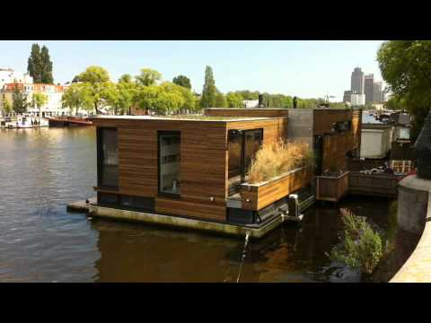 amsterdam houseboat boathouse youtube rh youtube com houseboat rob's boathouse in a picturesque area