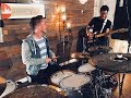 Marshmello ft. Bastille - Happier (Frank Walker Remix) Drum and Guitar Cover