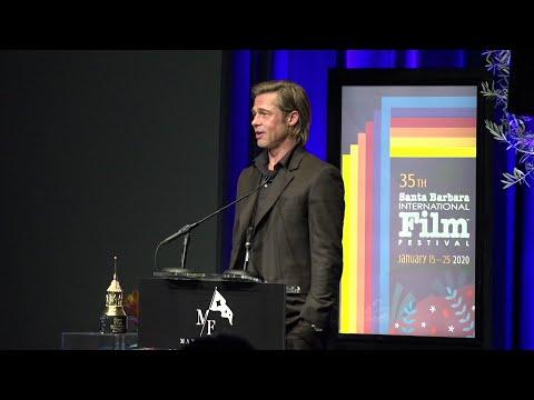 Associated Press: Brad Pitt: 'I'm old'