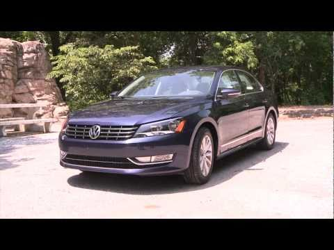 2012 Volkswagen Passat test drive and review