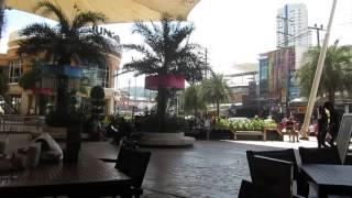 Eating at Jungceylon Patong Phuket