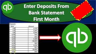 How To Enter Deposits Into The Cash Register QuickBooks
