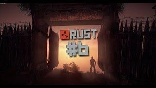 Stream | CZ | RUST #6 -  kdosi je venku, bojím se vyjít ven....  server: HRAJRUST (CZ/SK Vanilla)