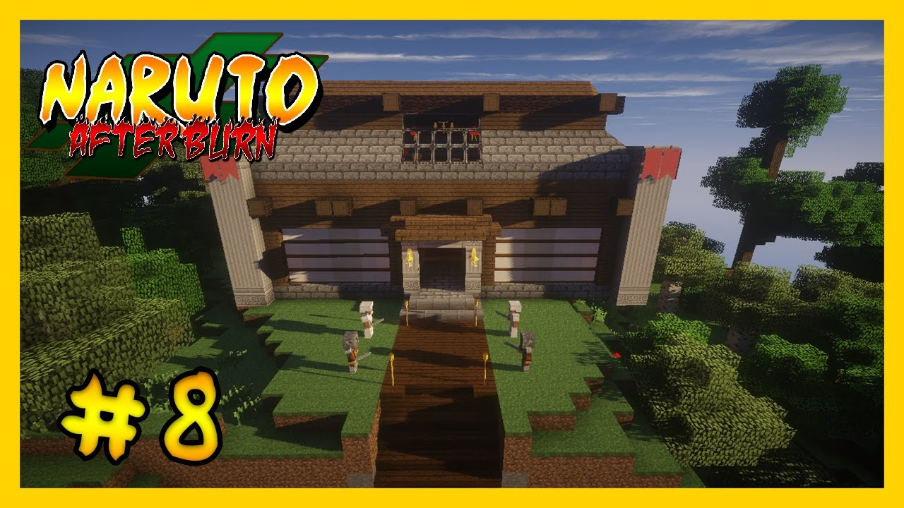 Minecraft Naruto After Burn (Roleplay) : Season 3 : Episode 8 :The FIRE LORD