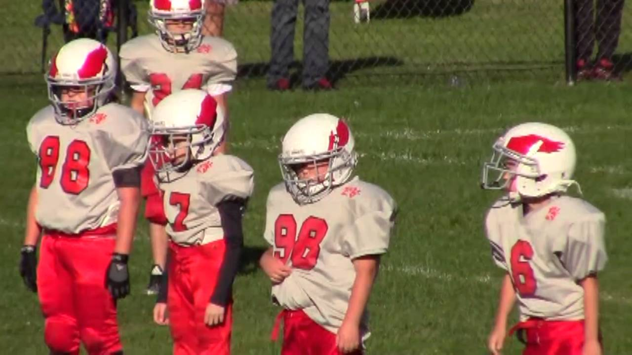Grannie Cam Youth Football BCS-Peru  9-25-16